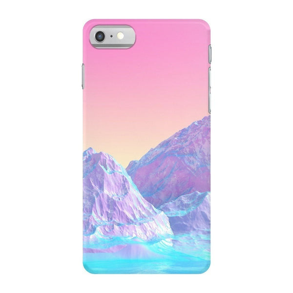 Pastel Mountains Smartphone Case-Gooten-iPhone 7-| All-Over-Print Everywhere - Designed to Make You Smile
