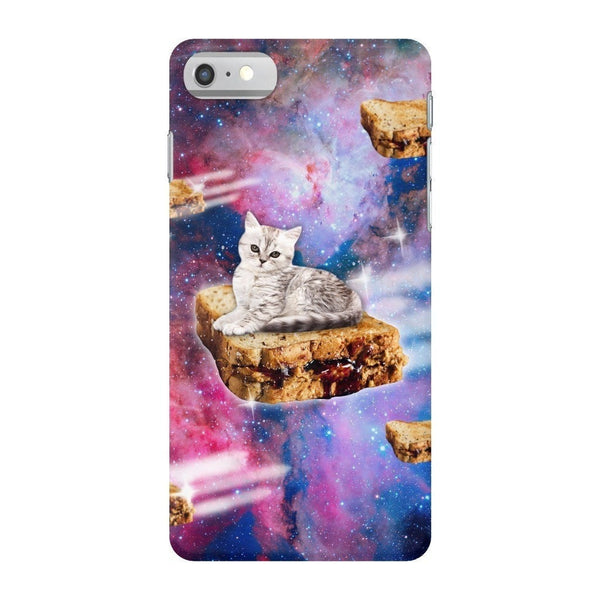 PB&J Galaxy Cat Smartphone Case-Gooten-iPhone 7-| All-Over-Print Everywhere - Designed to Make You Smile
