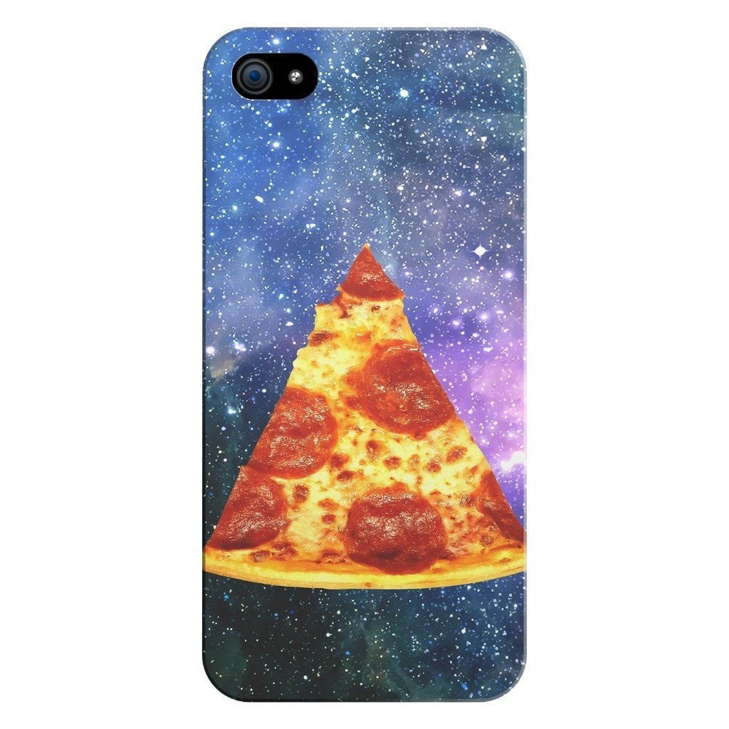 Pizza Galaxy Smartphone Case-Gooten-iPhone 5/5s/SE-| All-Over-Print Everywhere - Designed to Make You Smile