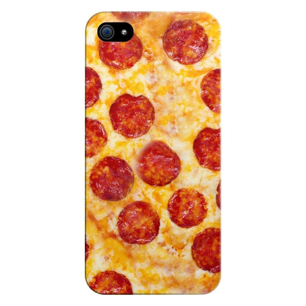 Pizza Invasion Smartphone Case-Gooten-iPhone 5/5s/SE-| All-Over-Print Everywhere - Designed to Make You Smile