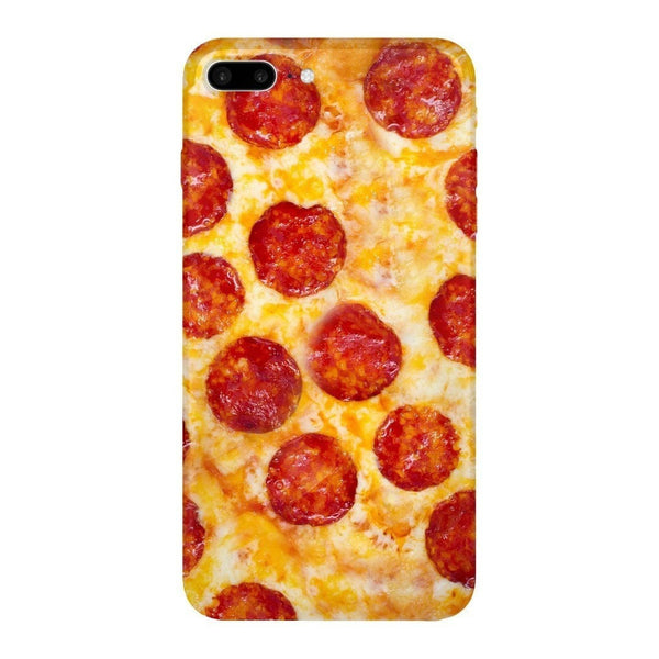 Pizza Invasion Smartphone Case-Gooten-iPhone 7 Plus-| All-Over-Print Everywhere - Designed to Make You Smile