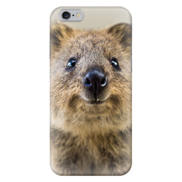Quokka Face Smartphone Case-Gooten-iPhone 6/6s-| All-Over-Print Everywhere - Designed to Make You Smile