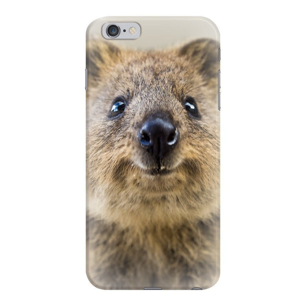 Quokka Face Smartphone Case-Gooten-iPhone 6 Plus/6s Plus-| All-Over-Print Everywhere - Designed to Make You Smile