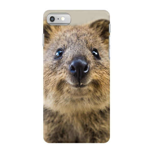 Quokka Face Smartphone Case-Gooten-iPhone 7-| All-Over-Print Everywhere - Designed to Make You Smile