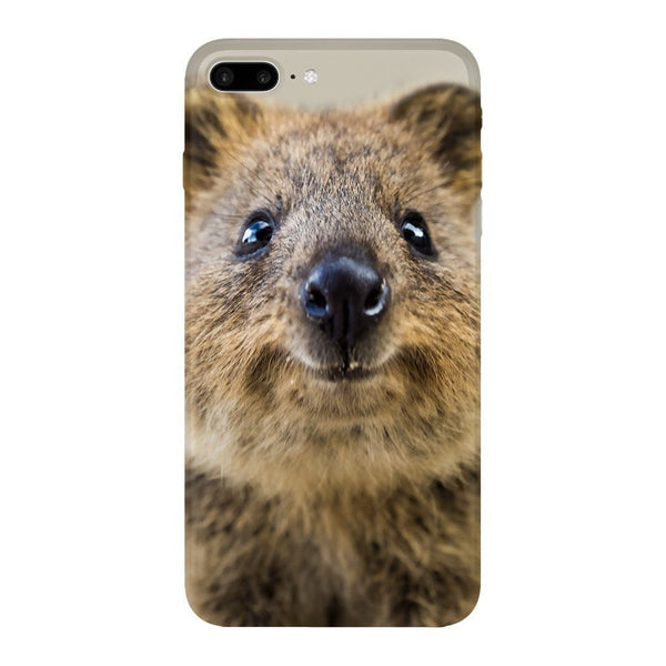 Quokka Face Smartphone Case-Gooten-iPhone 7 Plus-| All-Over-Print Everywhere - Designed to Make You Smile