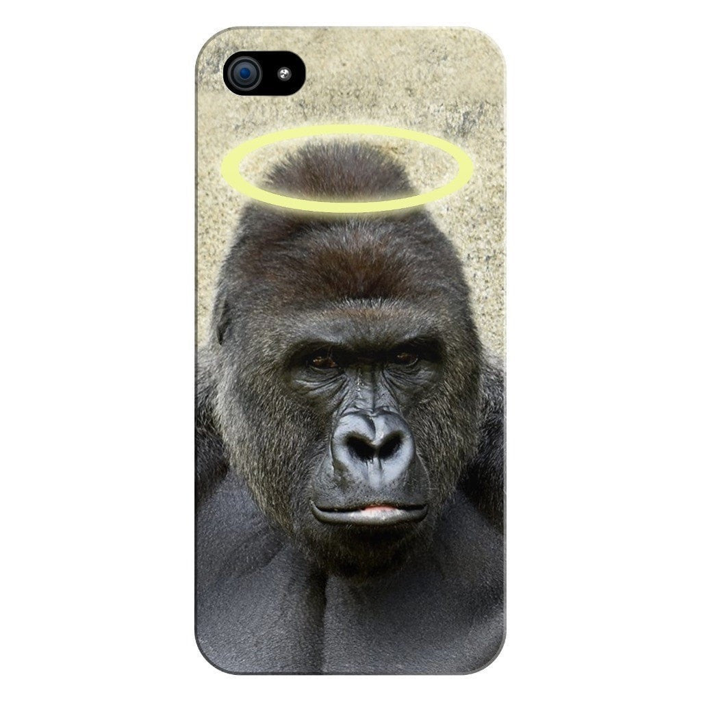 RIP Harambe Smartphone Case-Gooten-iPhone 5/5s/SE-| All-Over-Print Everywhere - Designed to Make You Smile