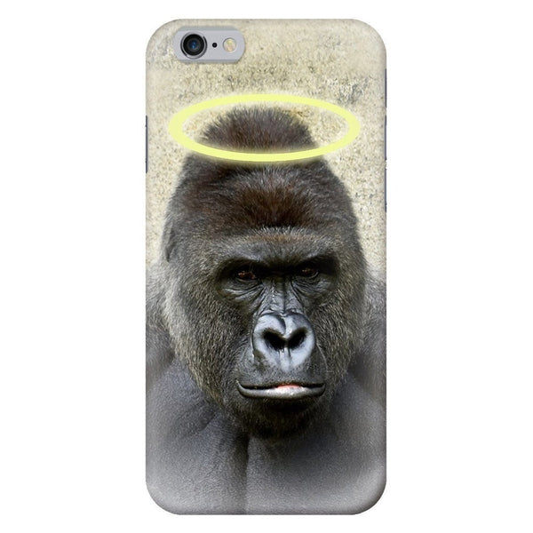 RIP Harambe Smartphone Case-Gooten-iPhone 6/6s-| All-Over-Print Everywhere - Designed to Make You Smile