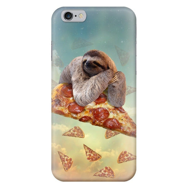 Sloth Pizza Smartphone Case-Gooten-iPhone 6/6s-| All-Over-Print Everywhere - Designed to Make You Smile