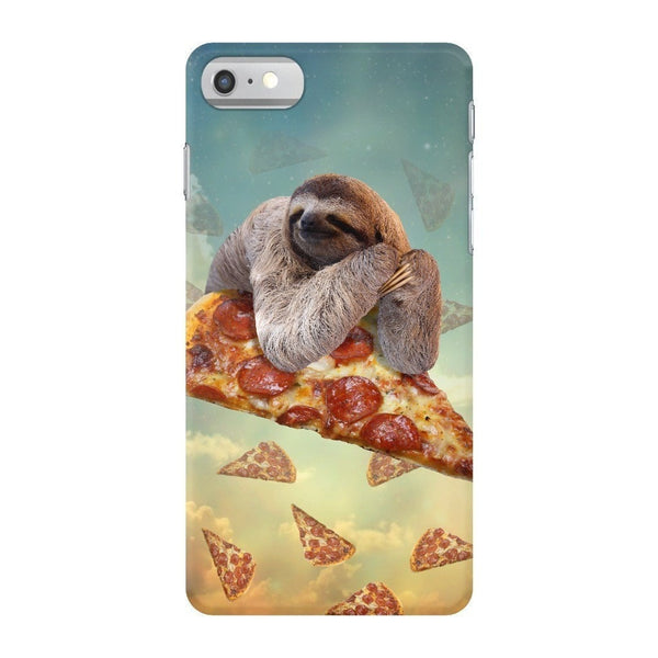 Sloth Pizza Smartphone Case-Gooten-iPhone 7-| All-Over-Print Everywhere - Designed to Make You Smile
