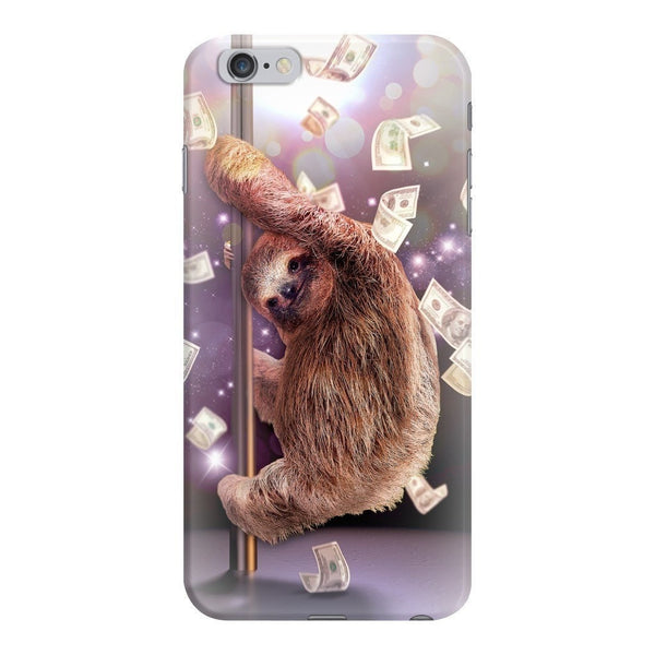 Stripper Sloth Smartphone Case-Gooten-iPhone 6 Plus/6s Plus-| All-Over-Print Everywhere - Designed to Make You Smile