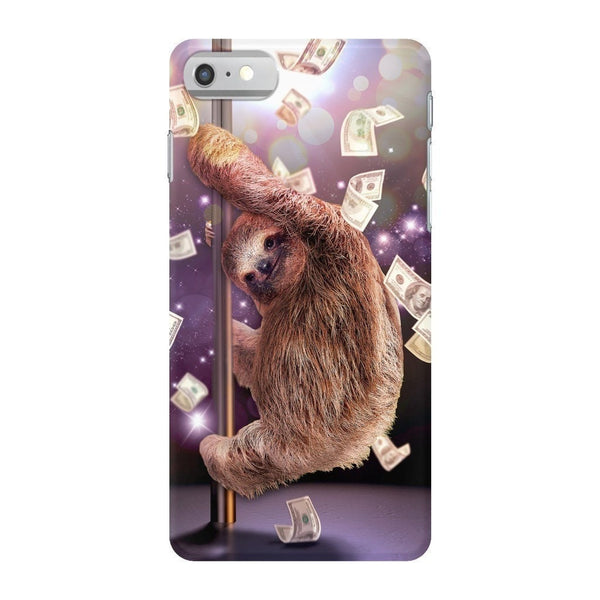 Stripper Sloth Smartphone Case-Gooten-iPhone 7-| All-Over-Print Everywhere - Designed to Make You Smile