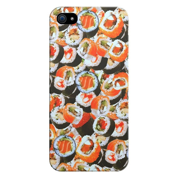 Sushi Invasion Smartphone Case-Gooten-iPhone 5/5s/SE-| All-Over-Print Everywhere - Designed to Make You Smile
