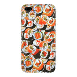 Sushi Invasion Smartphone Case-Gooten-iPhone 7 Plus-| All-Over-Print Everywhere - Designed to Make You Smile