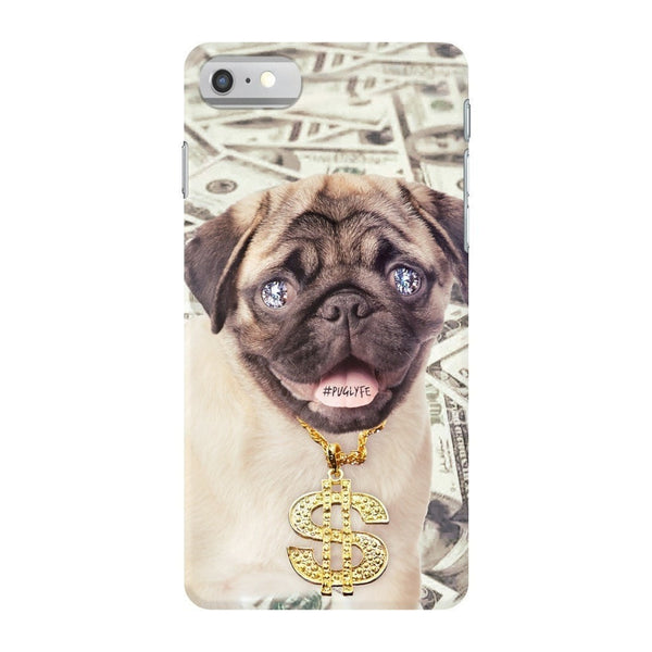 Thug Pug Smartphone Case-Gooten-iPhone 7-| All-Over-Print Everywhere - Designed to Make You Smile