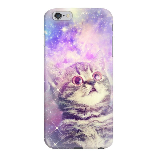 Trippin' Kitty Kat Smartphone Case-Gooten-iPhone 6 Plus/6s Plus-| All-Over-Print Everywhere - Designed to Make You Smile