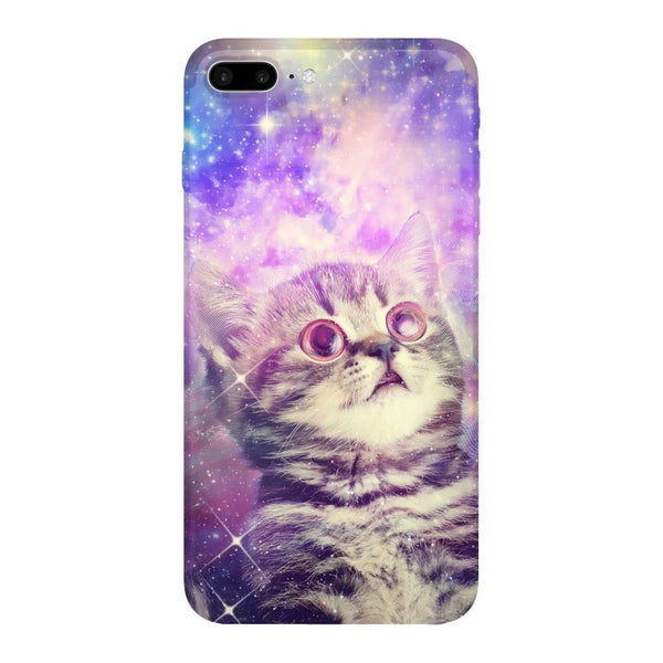 Trippin' Kitty Kat Smartphone Case-Gooten-iPhone 7 Plus-| All-Over-Print Everywhere - Designed to Make You Smile