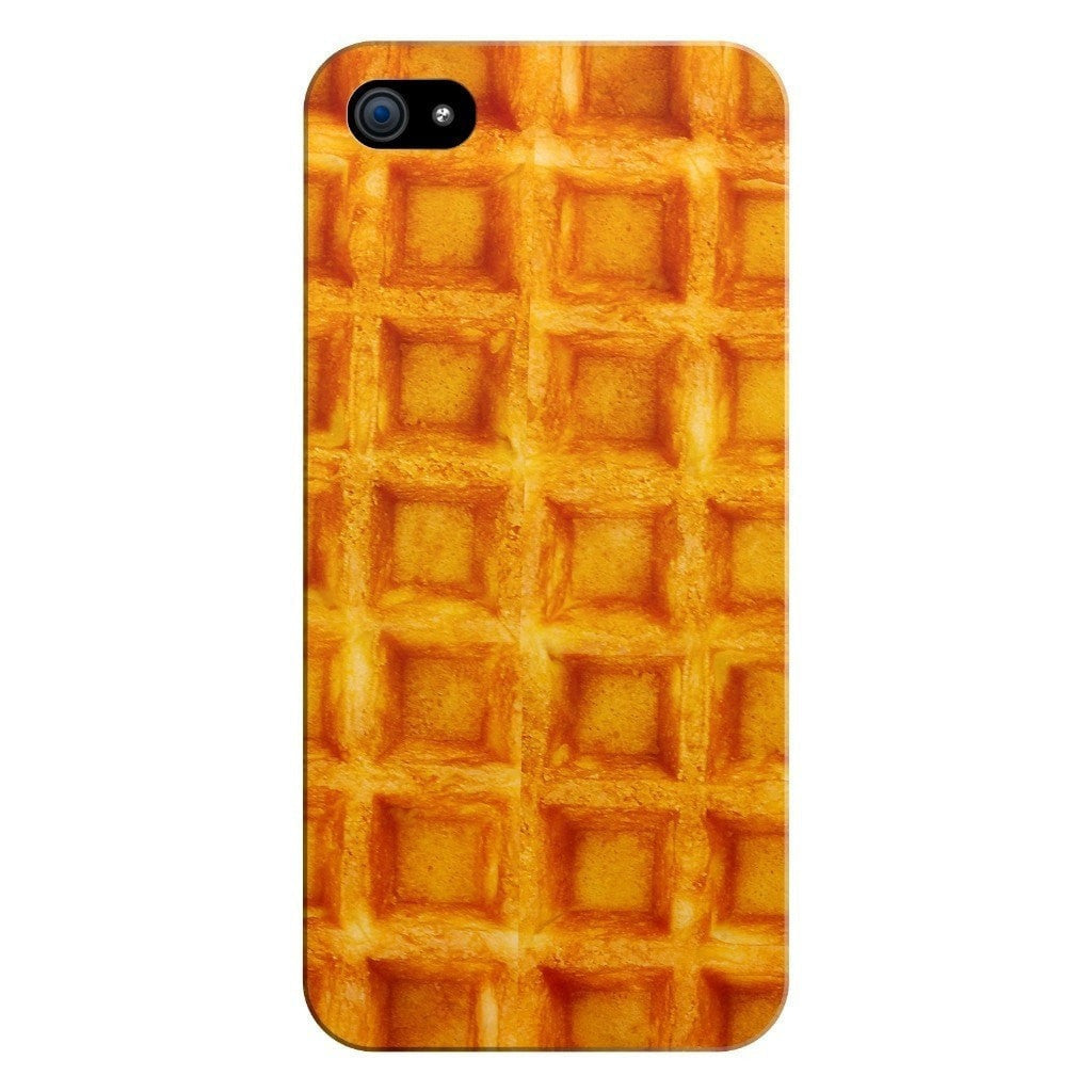 Waffle Invasion Smartphone Case-Gooten-iPhone 5/5s/SE-| All-Over-Print Everywhere - Designed to Make You Smile