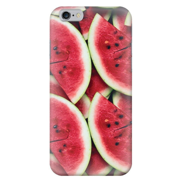 Watermelon Invasion Smartphone Case-Gooten-iPhone 6/6s-| All-Over-Print Everywhere - Designed to Make You Smile