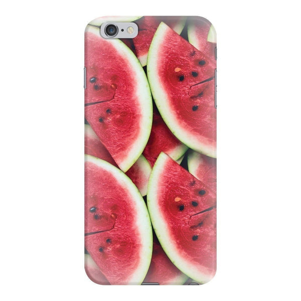 Watermelon Invasion Smartphone Case-Gooten-iPhone 6 Plus/6s Plus-| All-Over-Print Everywhere - Designed to Make You Smile