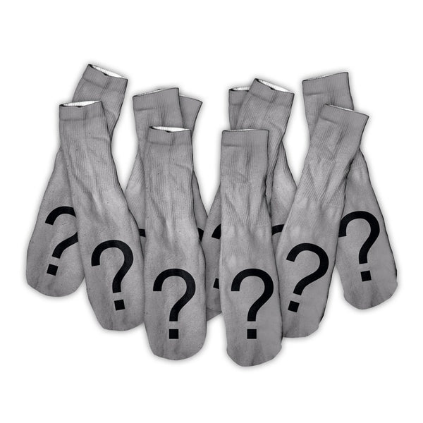 Custom ANY Image Shelfies Foot Glove Socks-Shelfies-| All-Over-Print Everywhere - Designed to Make You Smile