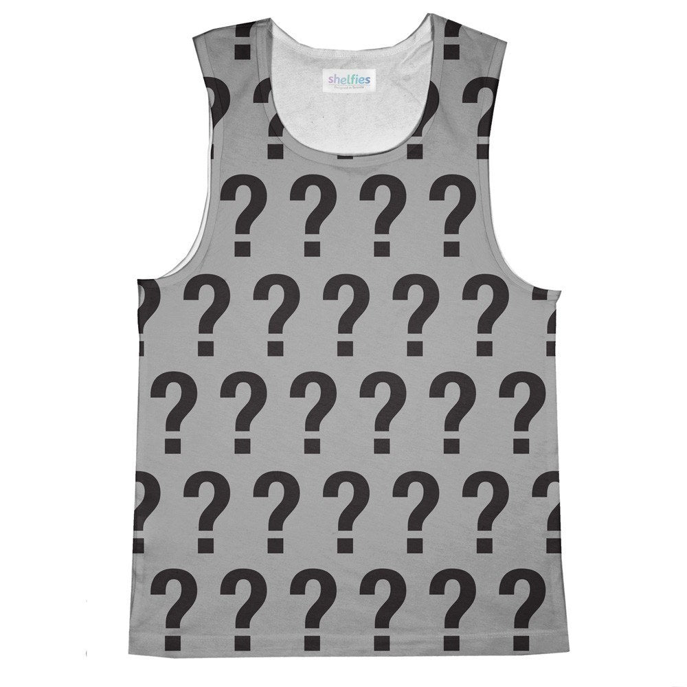 Custom ANY Image Shelfies Tank Top-Shelfies-| All-Over-Print Everywhere - Designed to Make You Smile