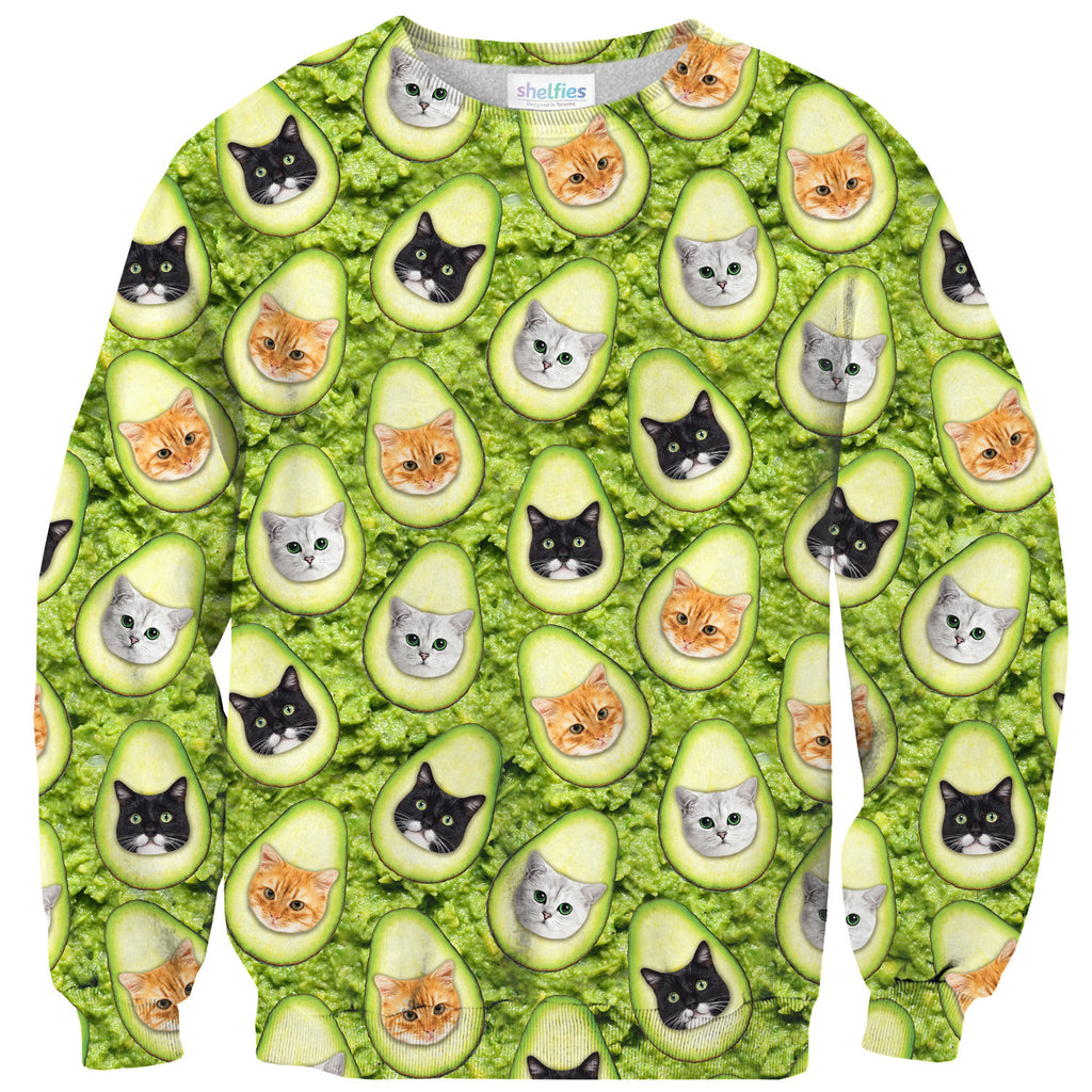 Sweaters - Avo-cat-o Sweater
