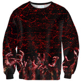 Sweaters - Bloody Hands Sweater