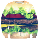 Sweaters - Burger Sweater