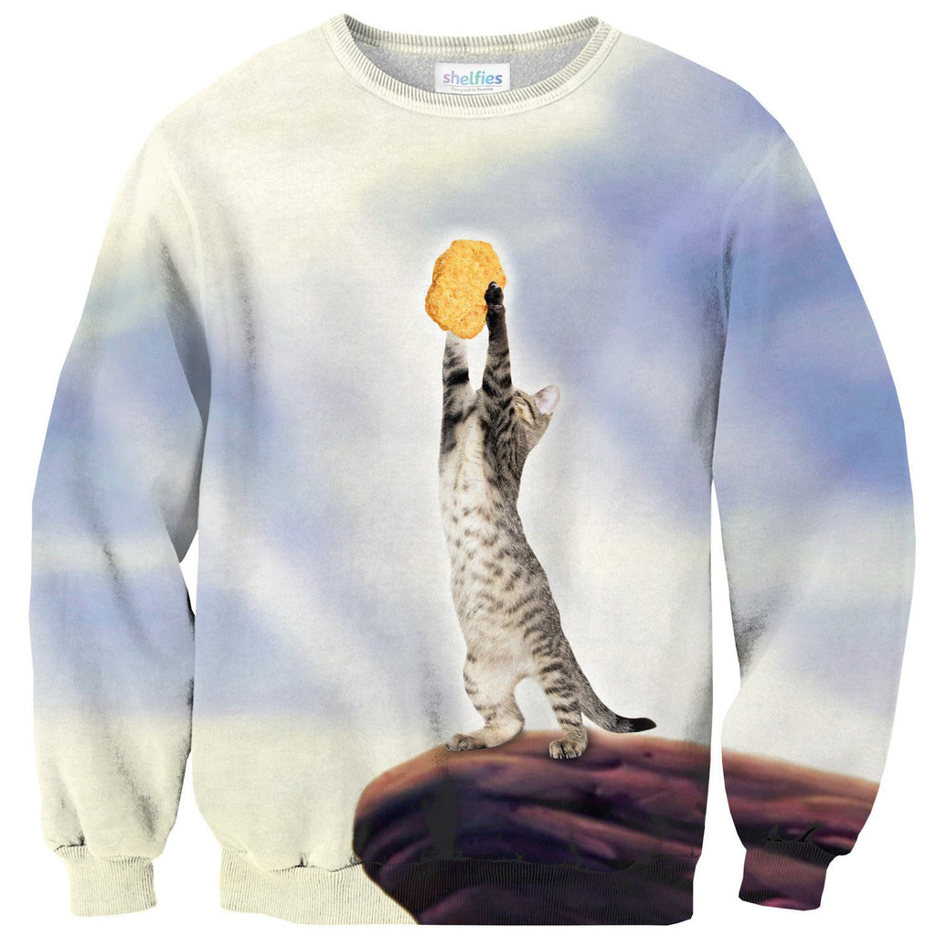 Circle of Life Sweater-Subliminator-| All-Over-Print Everywhere - Designed to Make You Smile
