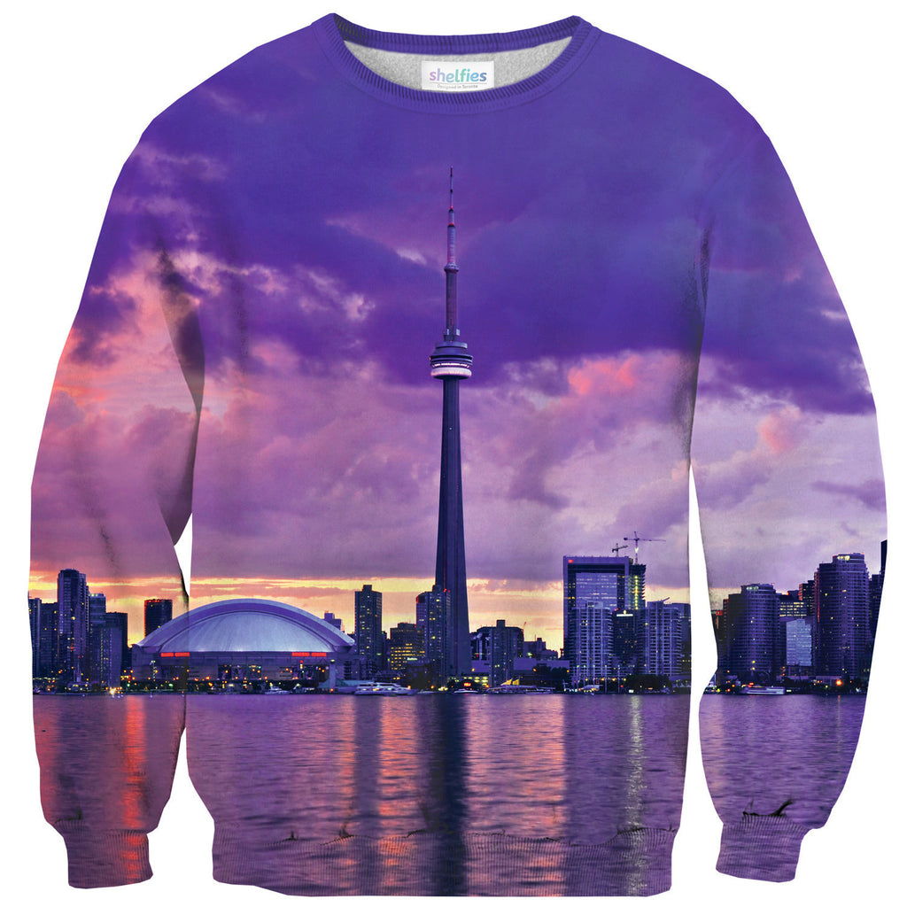 Sweaters - CN Tower Sweater