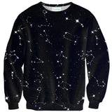 Constellations Sweater-Subliminator-| All-Over-Print Everywhere - Designed to Make You Smile