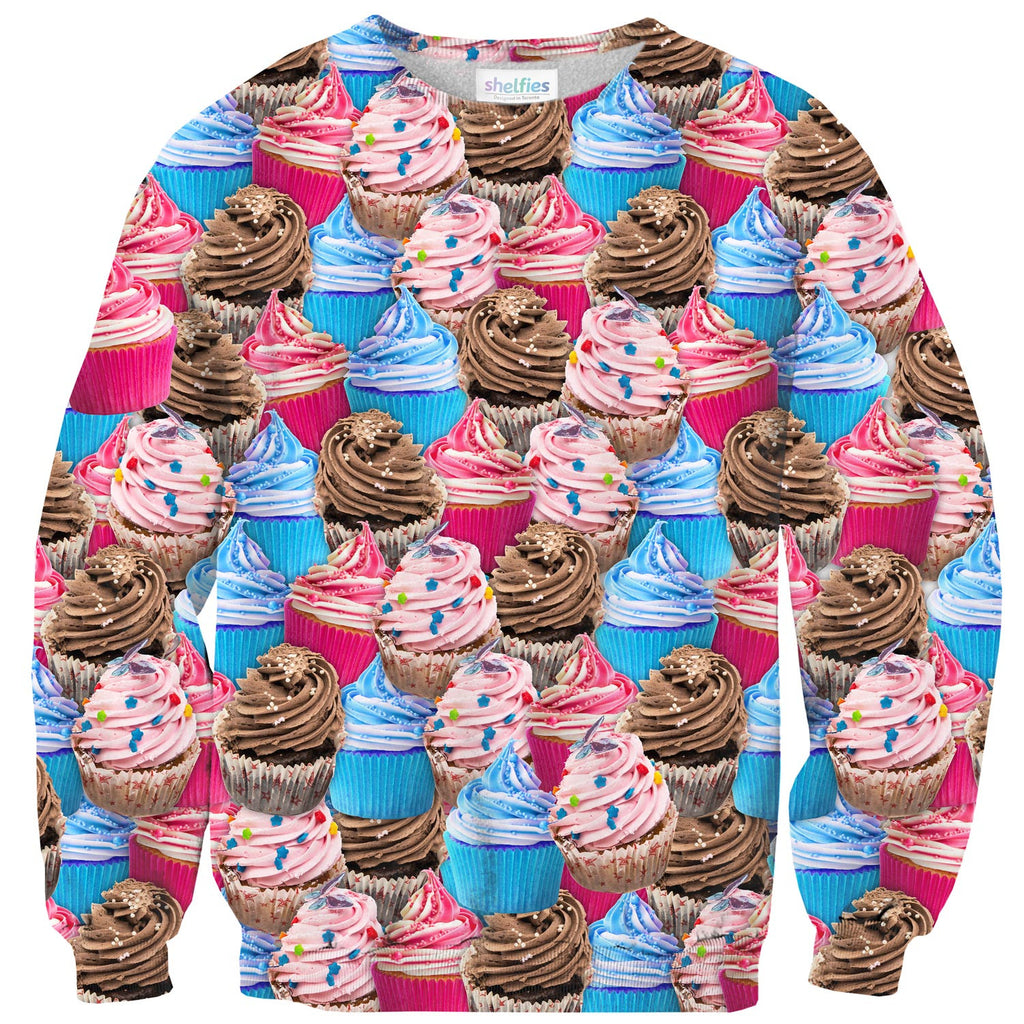 Sweaters - Cupcakes Sweater