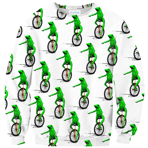 Dat Boi Sweater-Shelfies-XS-| All-Over-Print Everywhere - Designed to Make You Smile