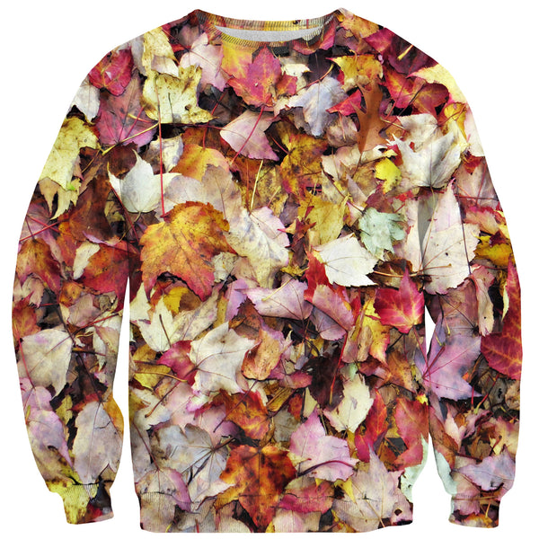 Sweaters - Fall Leaves Sweater