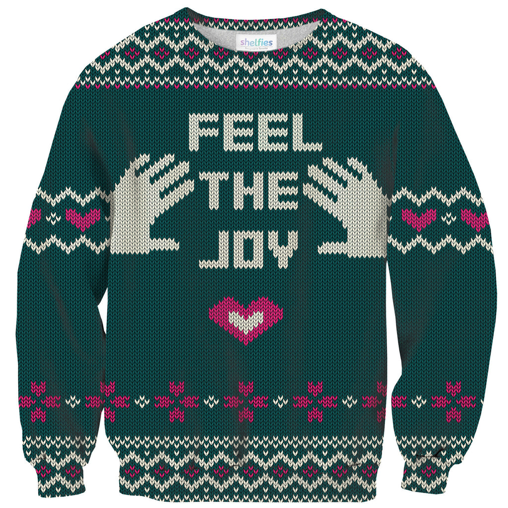 Sweaters - Feel The Joy Sweater