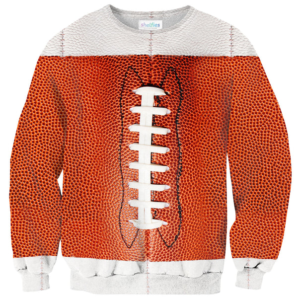 Football Sweater-Shelfies-XS-| All-Over-Print Everywhere - Designed to Make You Smile