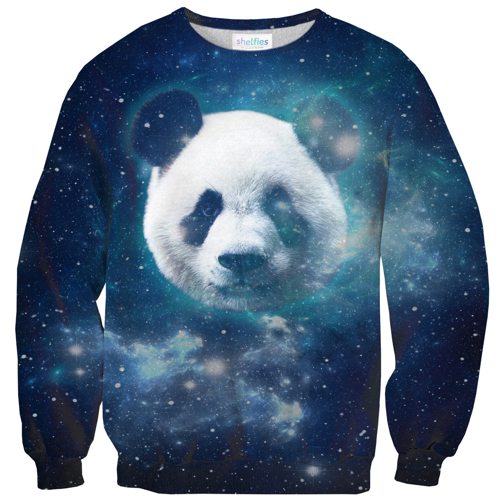 Sweaters - Galaxy Panda Sweater