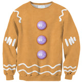 Sweaters - Gingerbread Man Sweater