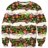 Sweaters - Gyros Invasion Sweater