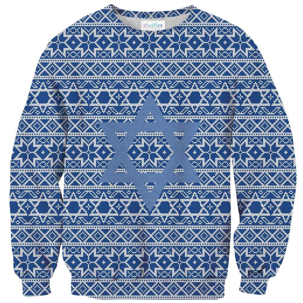 Sweaters - Happy Hanukkah Sweater