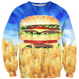Sweaters - Holy Burger Sweater