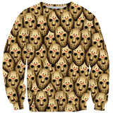 Sweaters - Horror Mask Sweater