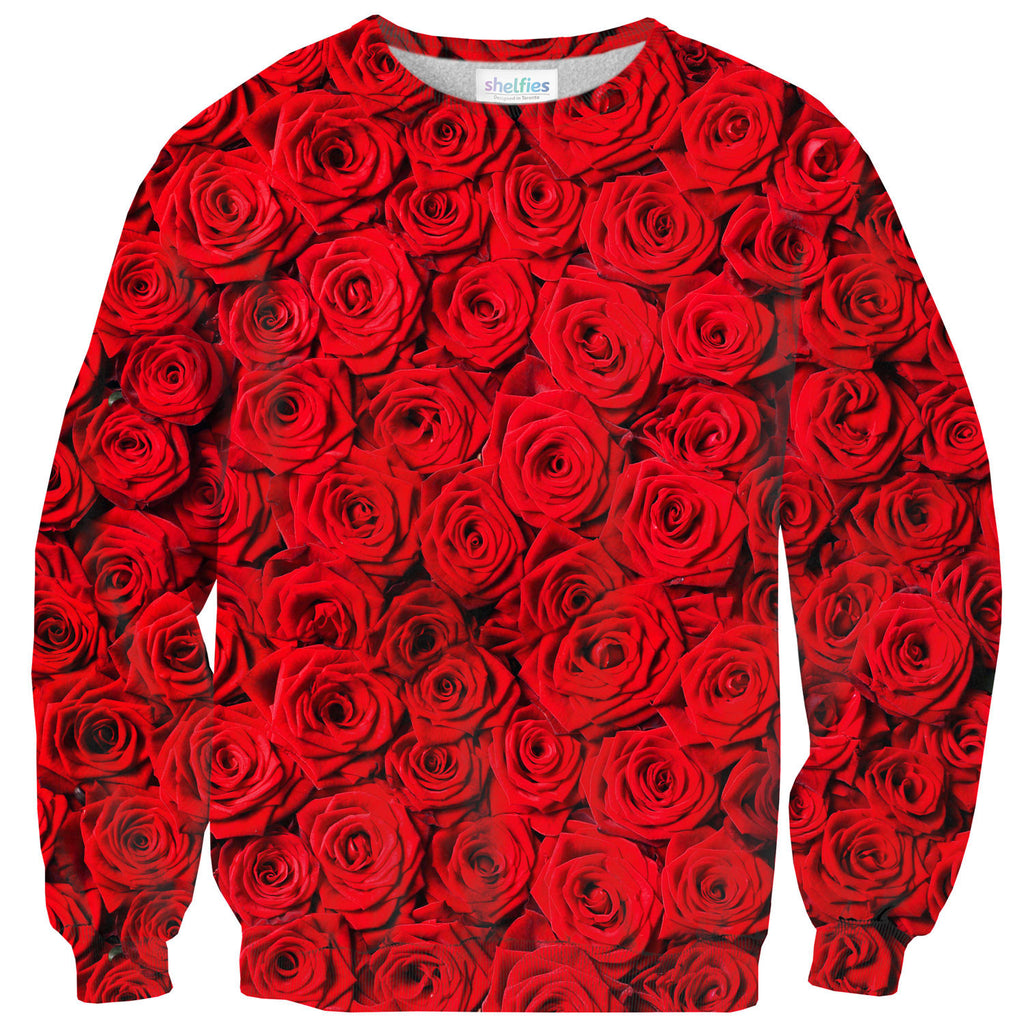 Sweaters - Roses Invasion Sweater