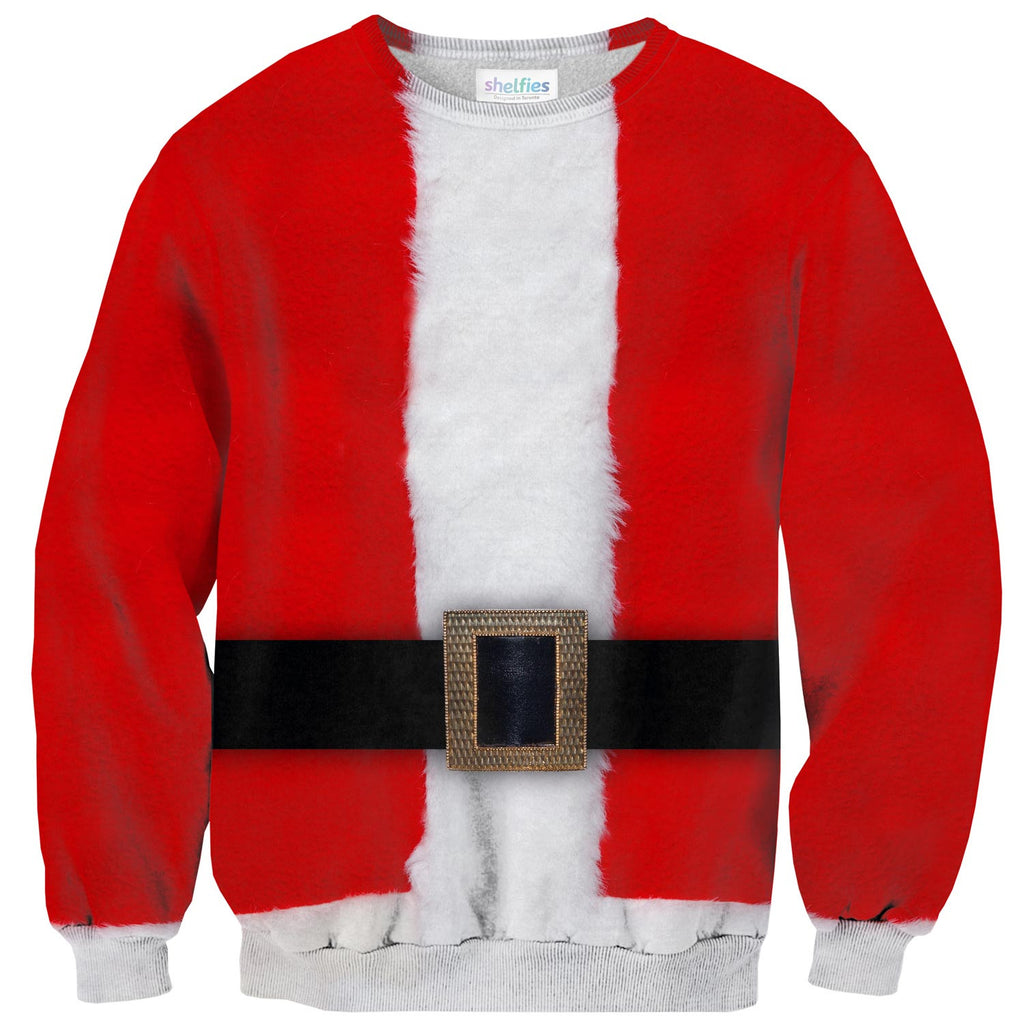 Sweaters - Santa Belly Sweater