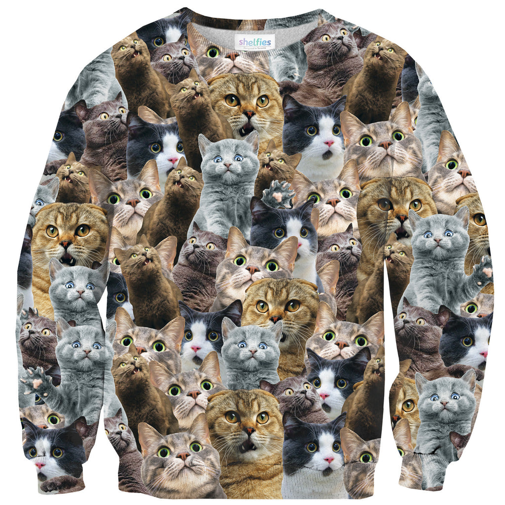 Sweaters - Scaredy Cat Sweater