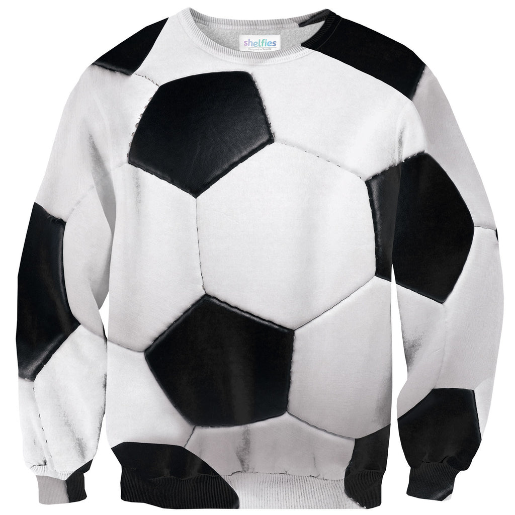 Sweaters - Soccer Ball Sweater