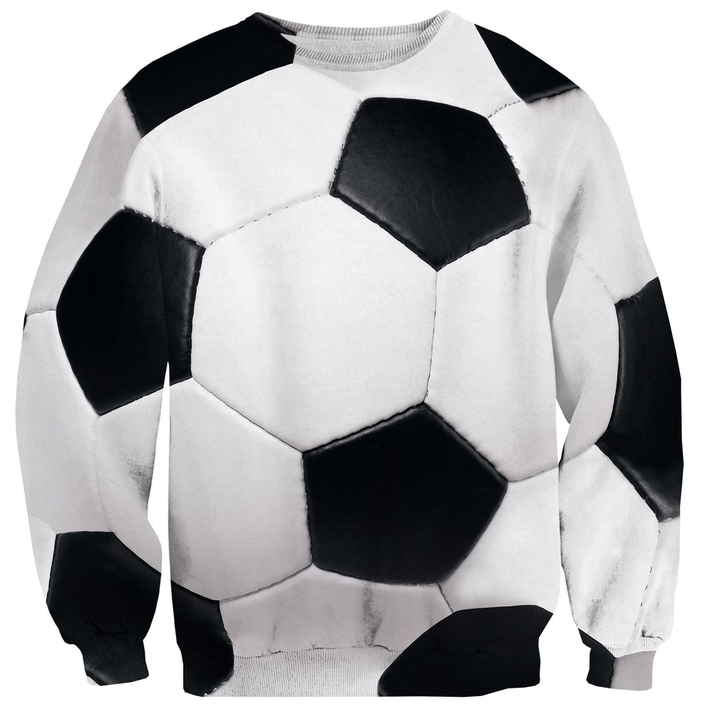 Soccer Ball Sweater Shelfies