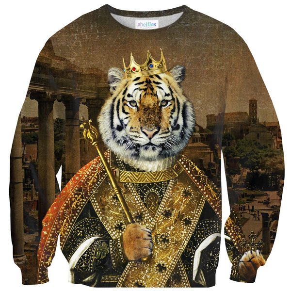Sweaters - Tiger Emperor Sweater