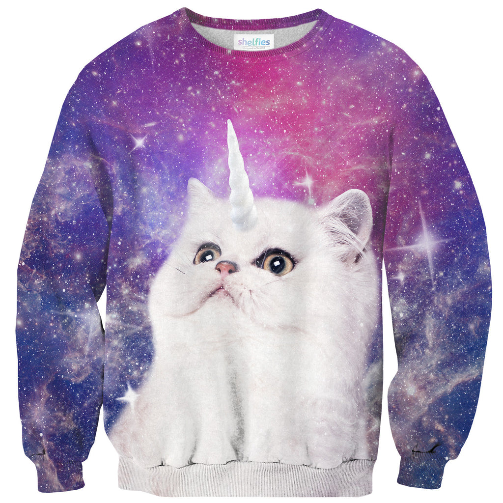 Unikitty Sweater - Shelfies | All-Over-Print Everywhere - Designed to Make You Smile