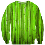 Bamboo Sweater-Shelfies-| All-Over-Print Everywhere - Designed to Make You Smile